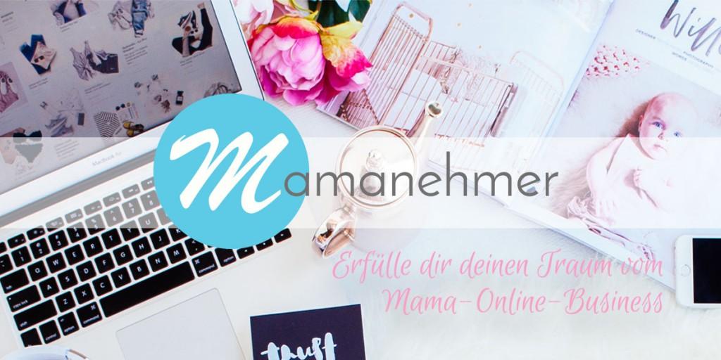 Header Bild Mamanehmer Blog